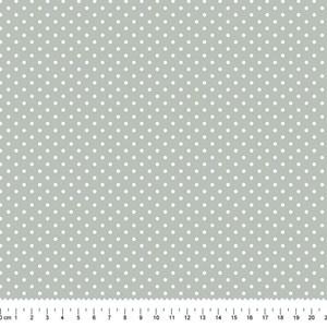 PRÉ-VENDA até 14/10 - Faturamento a partir de 30/10 - Tricoline Estampada Bolt Arinete Cinza