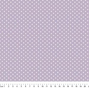 PRÉ-VENDA até 14/10 - Faturamento a partir de 30/10 - Tricoline Estampada Bolt Arinete Lilás
