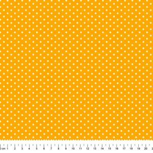 PRÉ-VENDA até 14/10 - Faturamento a partir de 30/10 - Tricoline Estampada Bolt Arinete Mostarda