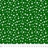 PRÉ-VENDA até 14/10 - Faturamento a partir de 30/10 - Tricoline Estampada Bolt Corações Verde