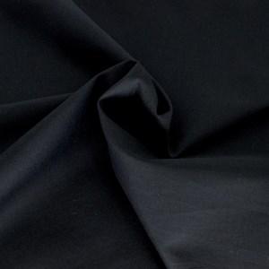 Tecido Antiviral Silky Preto 6990