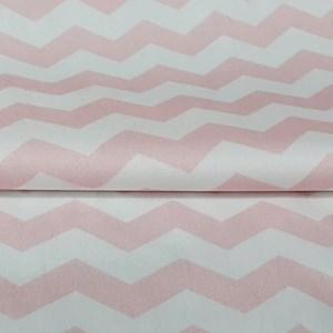 Tecido Estampado Digital Bolt Zig Zag Conton 0001 - 100% Algodão