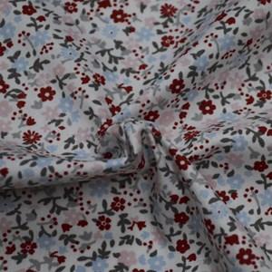 Tecido Estampado Silky Trendy Flower 6 0001 - 100% Algodão