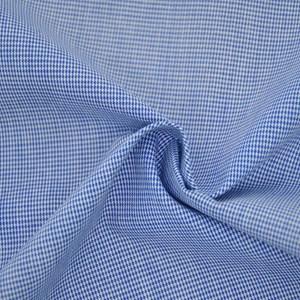 Tecido Fio Tinto 0XM Azul Escuro 1127 - 100% Algodão