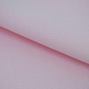 Tecido Fio Tinto 0XM Rosa Claro 1128 - 100% Algodão