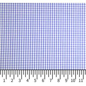 Tecido Fio Tinto 1XM Azul 1045  - 100% Algodão