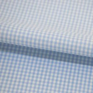 Tecido Fio Tinto 1XM Azul Claro 1044 - 100% Algodão