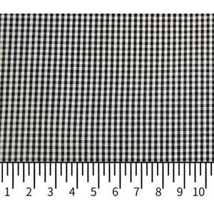 Tecido Fio Tinto 1XM Preto 1049 - 100% Algodão