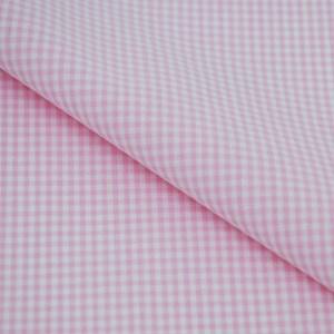 Tecido Fio Tinto 1XM Rosa Claro 1128 - 100% Algodão