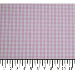 Tecido Fio Tinto 8XM Rosa Claro 1128 - 100% Algodão
