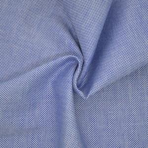 Tecido Fio tinto Bis Azul 1032 - 100% Algodão