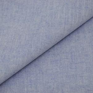 Tecido Fio Tinto Chambray Azul Escuro 1188 - 100% Algodão