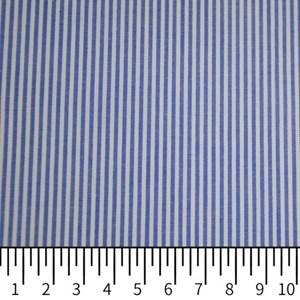 Tecido Fio Tinto D Juan Azul 1025 - 100% Algodão