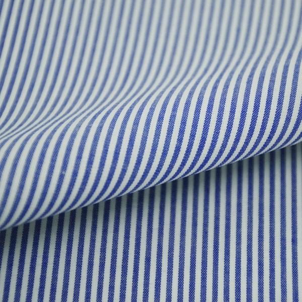 Tecido Fio Tinto D Juan Azul Escuro 1101 - 100% Algodão