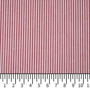Tecido Fio Tinto D Juan Vermelho 1040 - 100% Algodão
