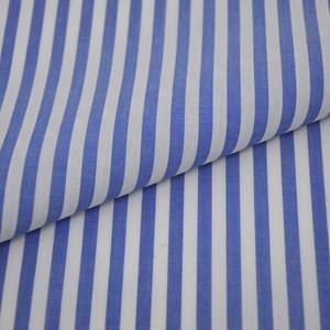 Tecido Fio Tinto L 229 Azul Escuro 1101  - 100% Algodão