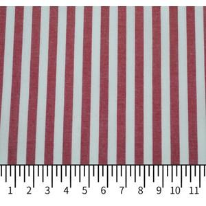 Tecido Fio Tinto L 229 Vermelho 1040 - 100% Algodão