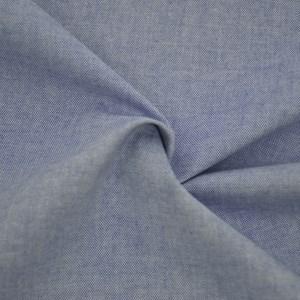 Tecido Fio Tinto Oxford Azul Escuro Mescla 1011  - 100% Algodão