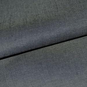 Tecido Fio Tinto Skin Preto 1166 - 100% Algodão