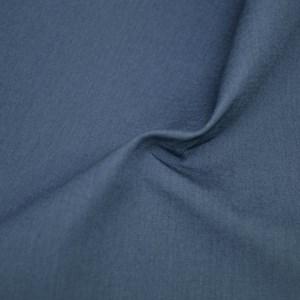 Tecido Liso Galles Azul Medio 3509 - 100% Algodão