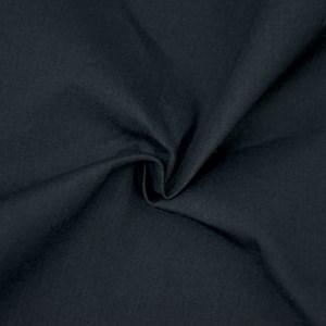 Tecido Liso Galles Preto Forte 6990 - 100% Algodão