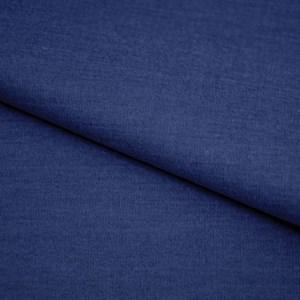 Tecido Liso Silky Marinho Forte 4257  - 100% Algodão