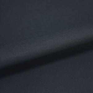 Tecido Liso Silky Preto Forte 6990  - 100% Algodão