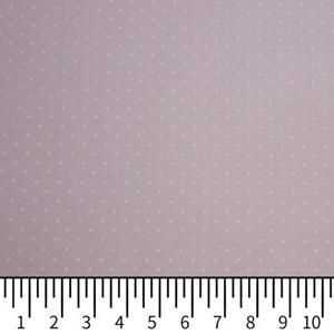 Tricoline Estampada Silky Confeti Rosa com branco