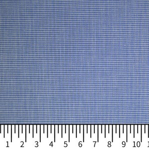 Tricoline Fio Tinto 0XM Azul