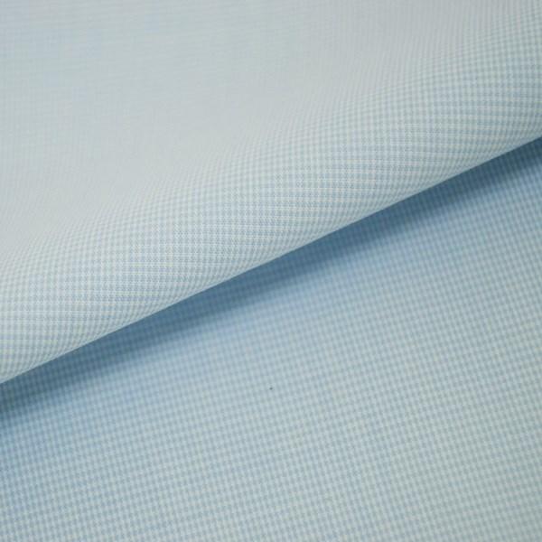 Tricoline Fio Tinto 0XM Azul Claro