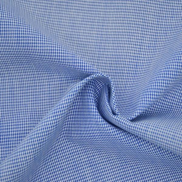 Tricoline Fio Tinto 0XM Azul Escuro