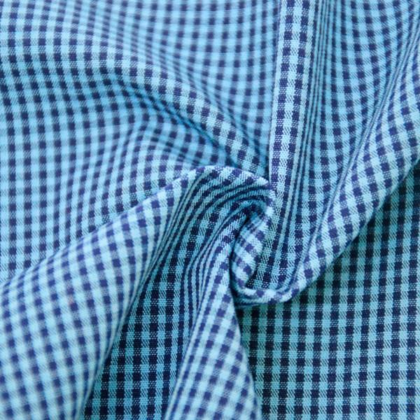 Tricoline Fio Tinto 1XM OLINDA Azul