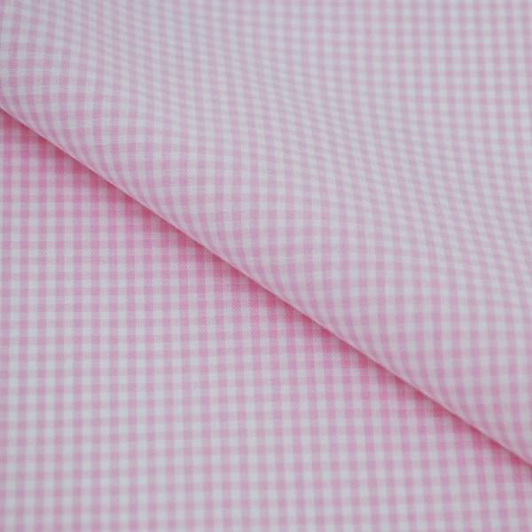 Tricoline Fio Tinto 1XM Rosa Claro