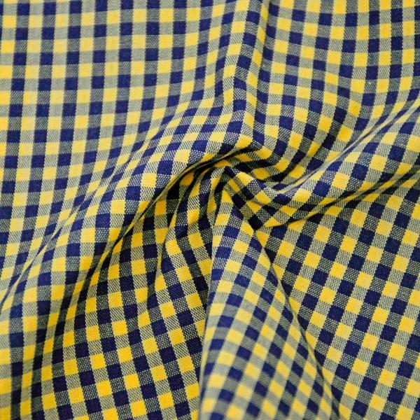 Tricoline Fio Tinto 8XM OLINDA Amarelo