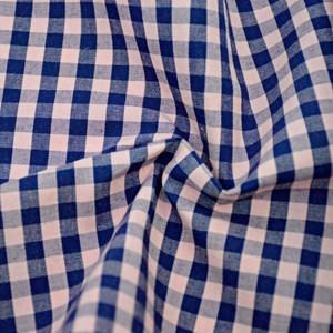 Tricoline Fio Tinto 9XM OLINDA Azul e Rosa Claro