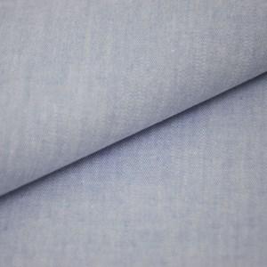 Tricoline Fio Tinto Chambray Azul