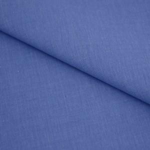 Tricoline Fio Tinto Fil a Fil Azul Escuro