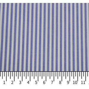 Tricoline Fio Tinto L 227 Azul