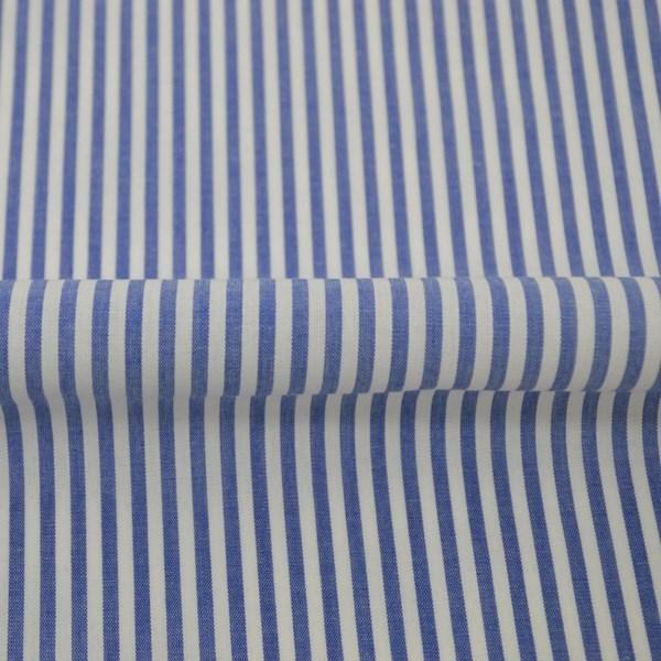 Tricoline Fio Tinto L 227 Azul Escuro