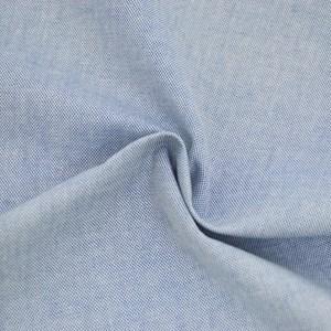 Tricoline Fio Tinto Oxford Azul