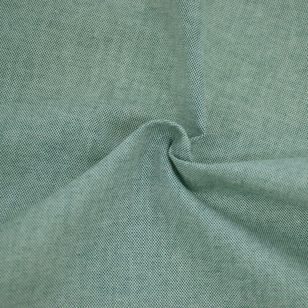 Tricoline Fio Tinto Oxford Verde