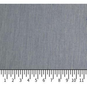 Tricoline Vichy Job L1 Azul Escuro - 75% algodão e 25% poliéster