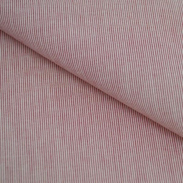 Tricoline Vichy Job L1 Vermelho - 75% algodão e 25% poliéster