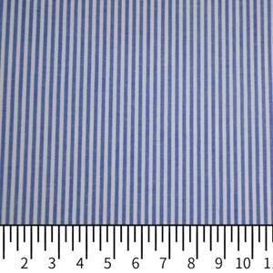 Tricoline Vichy Job L2 Azul - 75% algodão e 25% poliéster