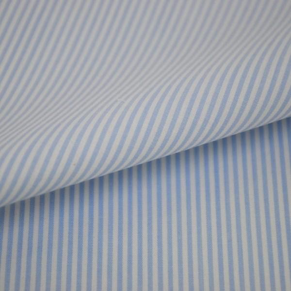 Tricoline Vichy Job L2 Azul Claro - 75% algodão e 25% poliéster