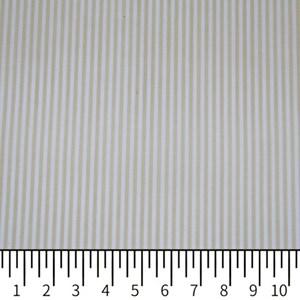 Tricoline Vichy Job L2 Bege - 75% algodão e 25% poliéster