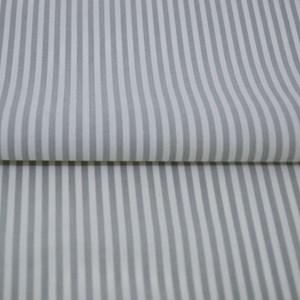 Tricoline Vichy Job L3 Cinza - 75% algodão e 25% poliéster