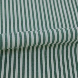 Tricoline Vichy Job L3 Verde - 75% algodão e 25% poliéster