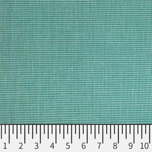 Tricoline Vichy Job X1 Verde - 83% algodão e 17% poliéster